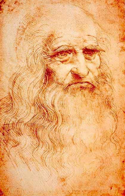 a biography of leonard da vinci