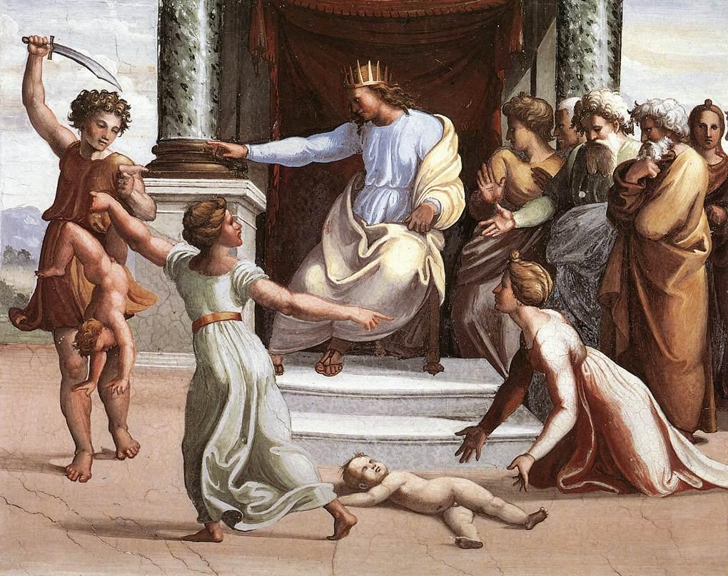 Доклад на тему царь соломон 8204
