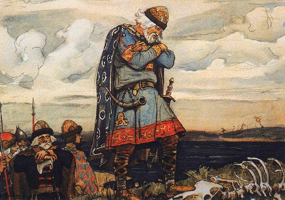Князь олег рязанский реферат 2425