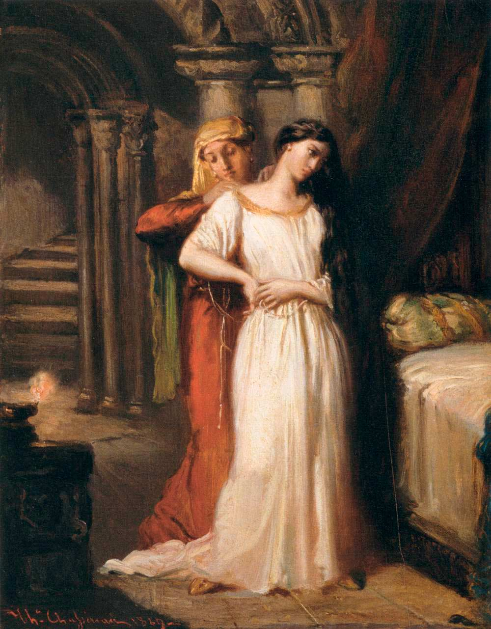 essay on emilia in othello Here are the questions that have come up on 'othello' in the past  discuss the  importance of the character emilia (iago's wife) in the play as a.