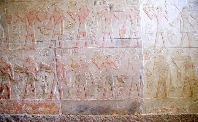Египетские жертвоприношения