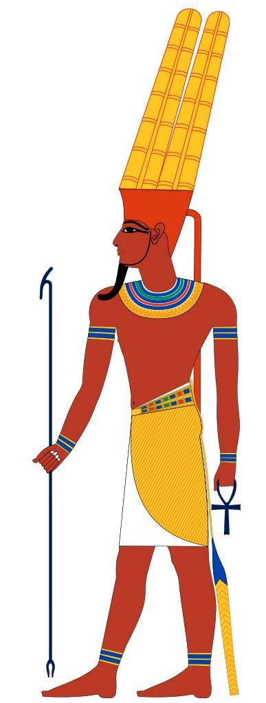 Бог Амон
