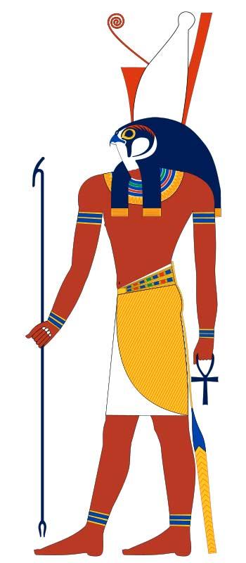 Древнеегипетский бог Хор (Гор)