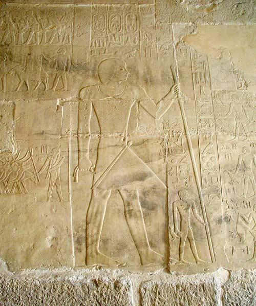 Птахотеп, визирь фараона Уны, Древнее царство