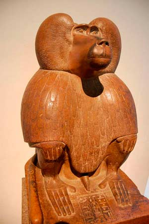 Древнеегипетский бог Тот