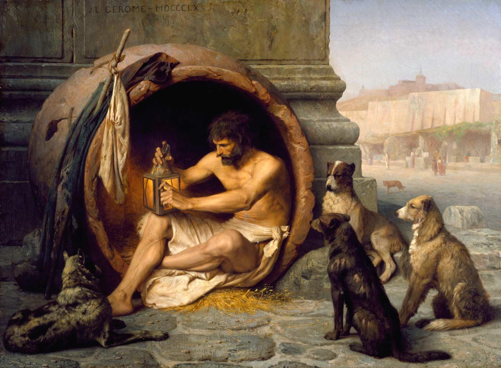 Диоген и киники реферат по философии 5088
