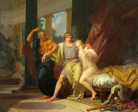 Сократ равным образом Алкивиад