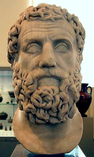 Древнегреческая лирика происхождение
