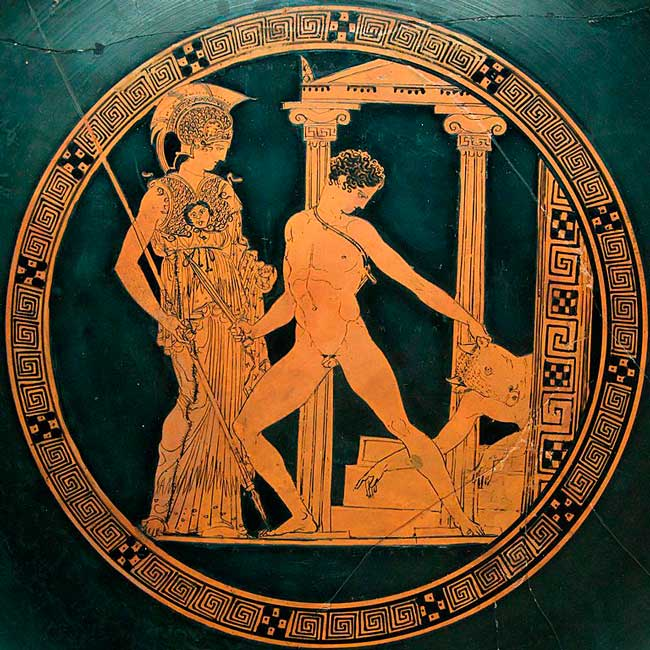 the role and significance of greek mythology in the lives of greeks Ancient greek oracles and with the everyday life of the ancient greeks  known from the 7 th century bc and played an important role.
