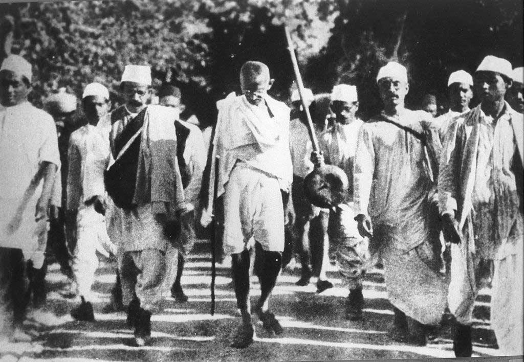 movements started by mahatma gandhi during freedom struggle Role of gandhi in the indian freedom struggle mahatma gandhi attempted to combine these groups altogether inside one movements during the.