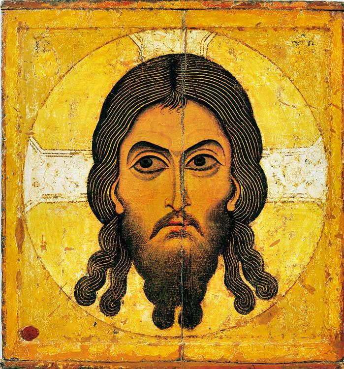 Иконопись Древней Руси - Спас Нерукотворный