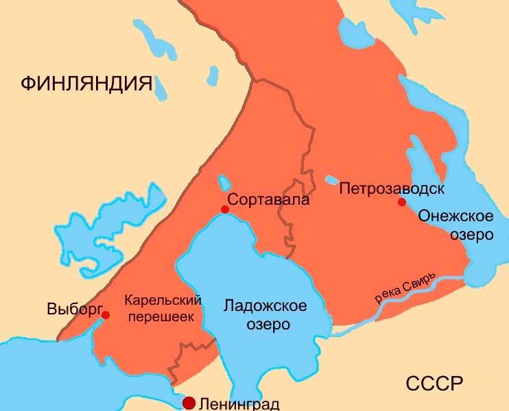 Финны во время осада Ленинграда