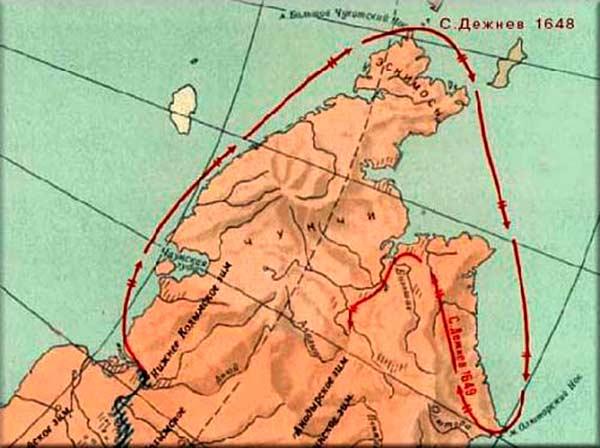 Семен дежнев доклад по географии кратко 5394