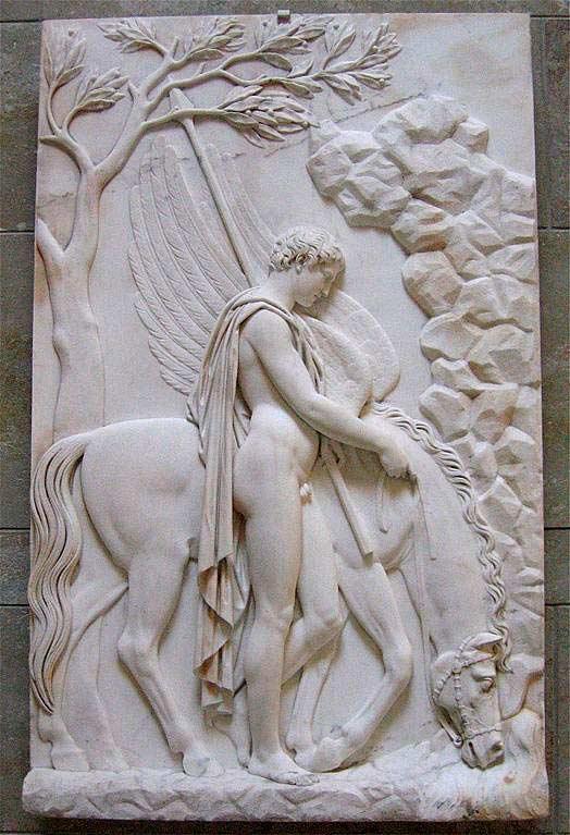 Легенда о древнегреческом мифе