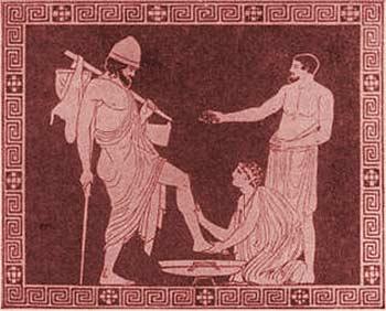 Одиссей и Эвриклея