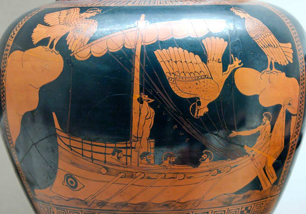 the journey of odysseus and telemachos in homers the odyssey