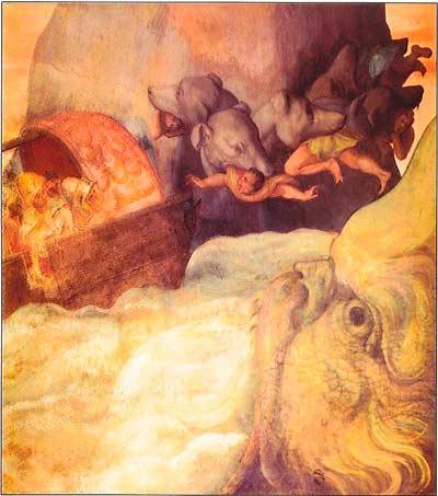 Одиссей между Сциллой и Харибдой