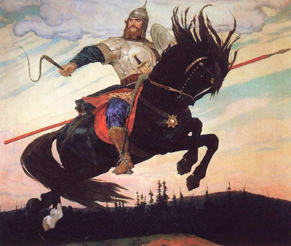 Доклад подвиги русских богатырей 1696