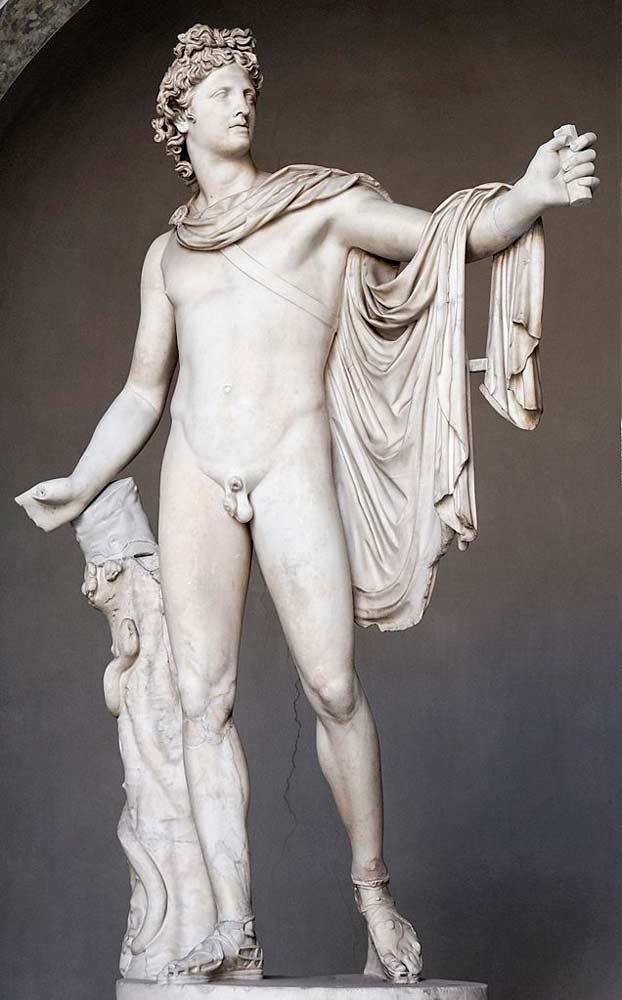 3 древнегреческий бог врачевания
