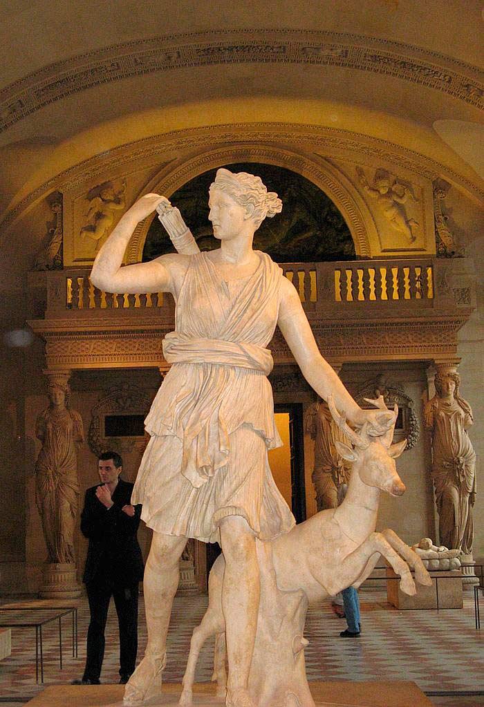 Древнегреческий бог 6