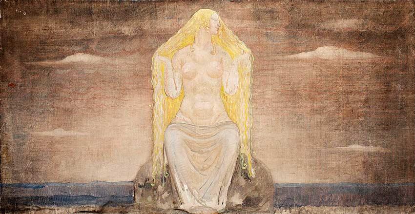 Скандинавские боги Freja