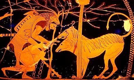 Геракл и Цербер