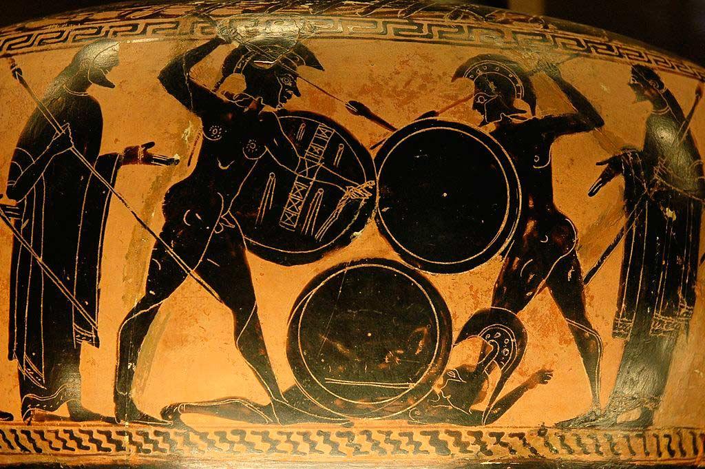 троянская война и ее герои краткое содержание для детей - фото 2