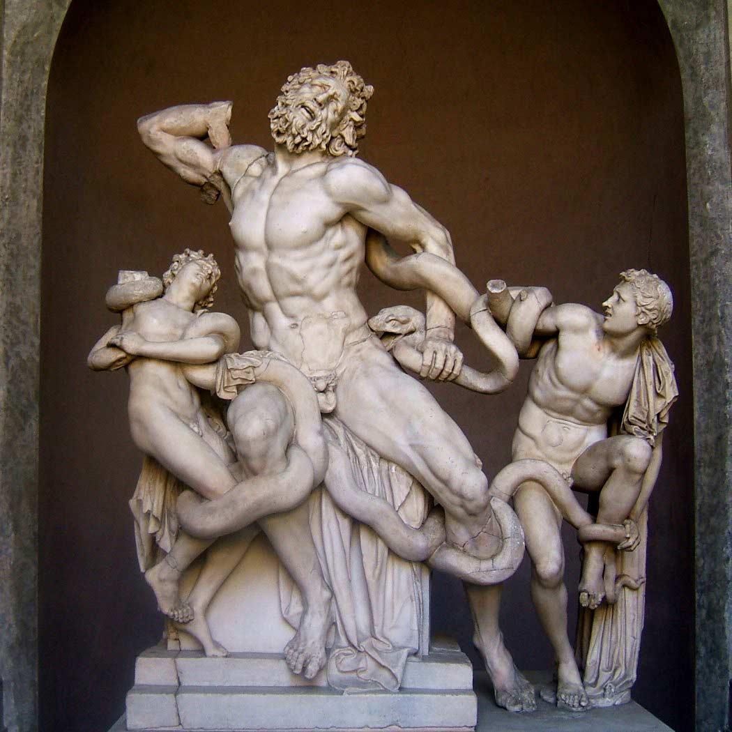 Маленькие мифы древнегреческие