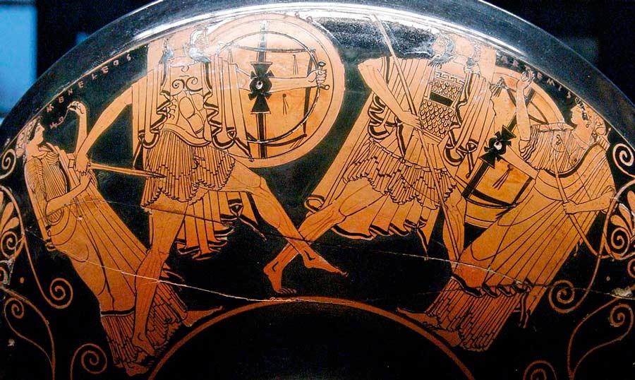 Поэмы гомера входя ли они в древнегреческую культуру