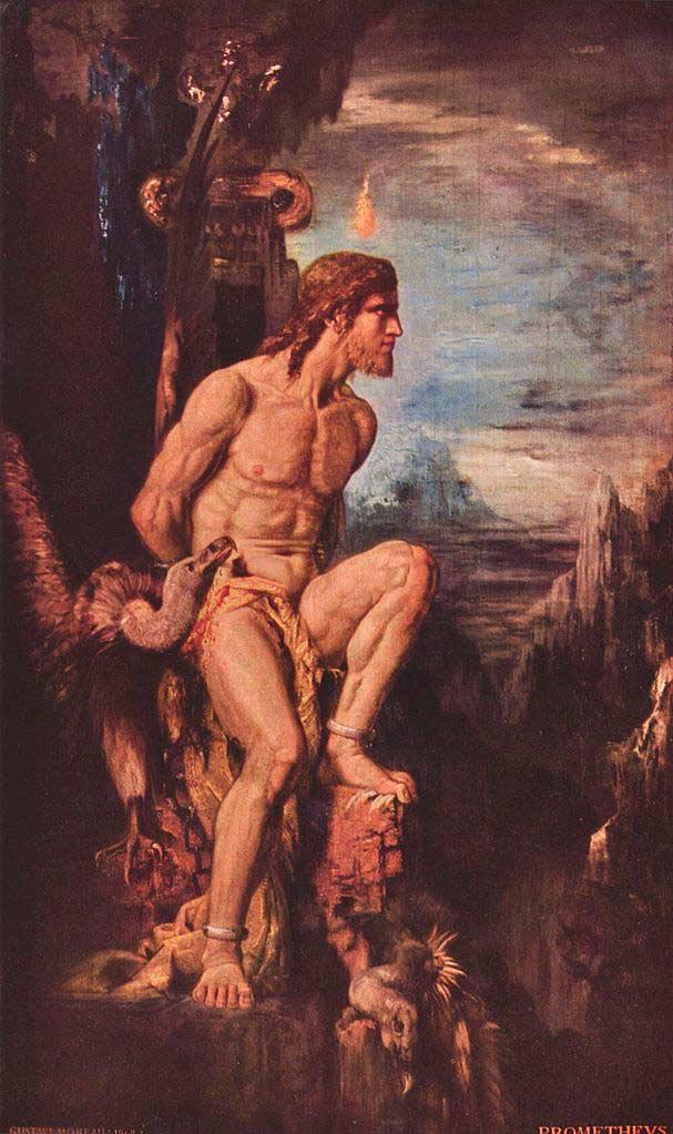 Древнегреческая мифология все легенды