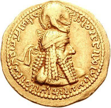 Монета Ардашира Папакана