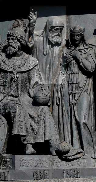 Священник Сильвестр