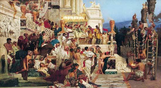Гонение Нерона на христиан