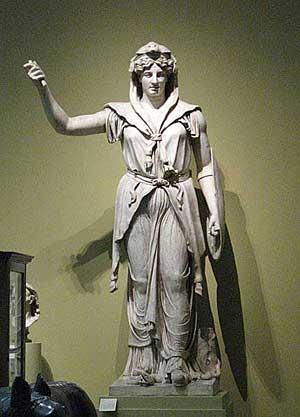 Боги Рима - Юнона