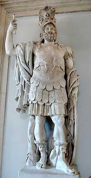 Боги Рима - Марс