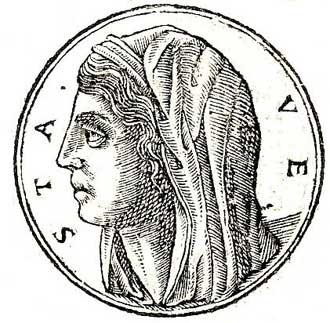 Боги Рима - Веста