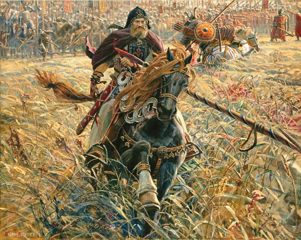 Доклад битва на куликовском поле 6834