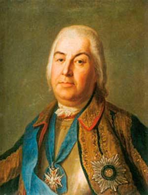 Петр Салтыков. Семилетняя война