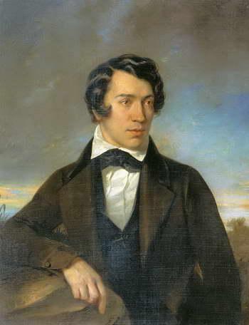 Алексей Хомяков. Портрет
