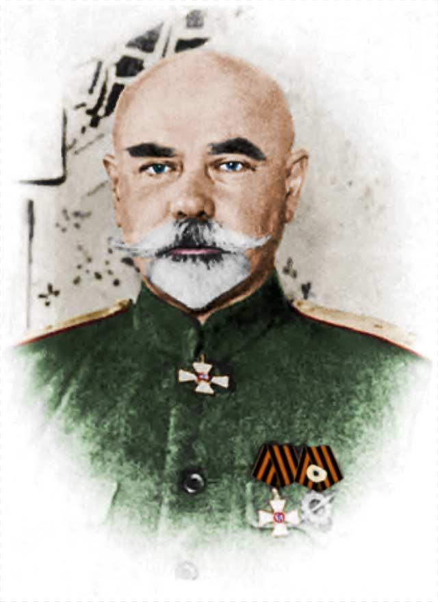 Антон иванович деникин фото