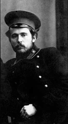 Отец Солженицына