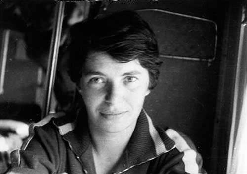 Наталья Дмитриевна Солженицына, 1969