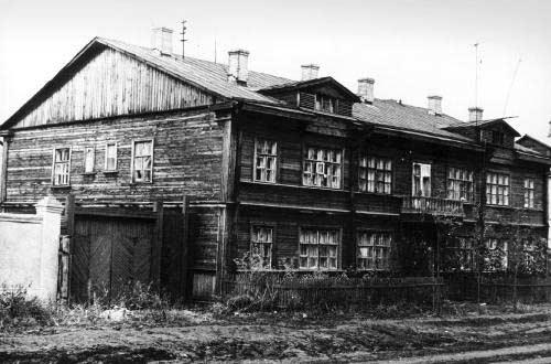 Солженицын в Рязани