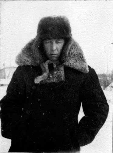 Солженицын на Кок-Тереке
