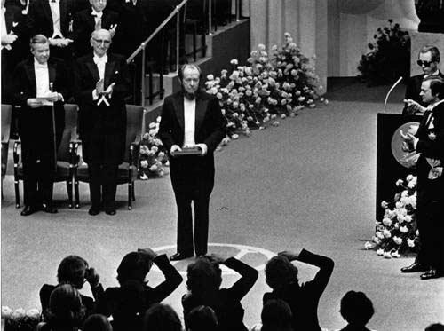 Нобелевская премия Солженицына