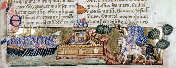 Осада Константинополя крестоносцами