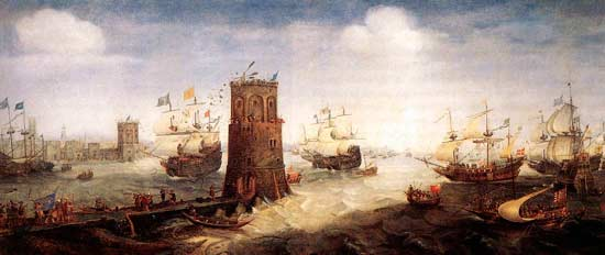 Башня Дамиетты