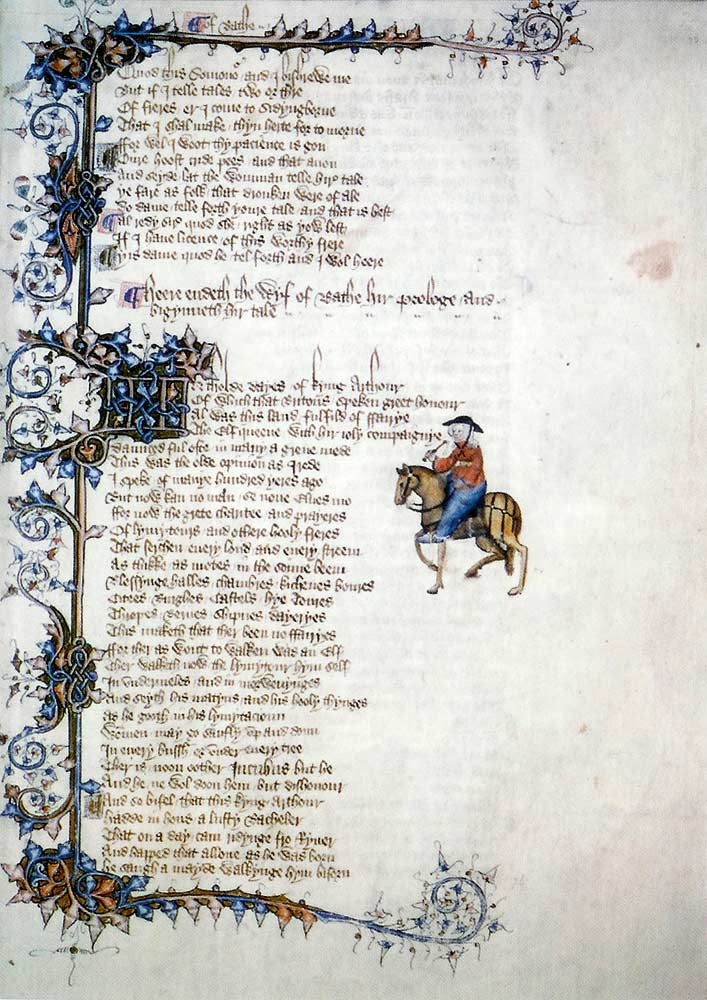 chaucer on marriage 42 the merchant's tale the issue of january's marriage is debated by somewhat closer to chaucer's version of the tale is that found in an early.