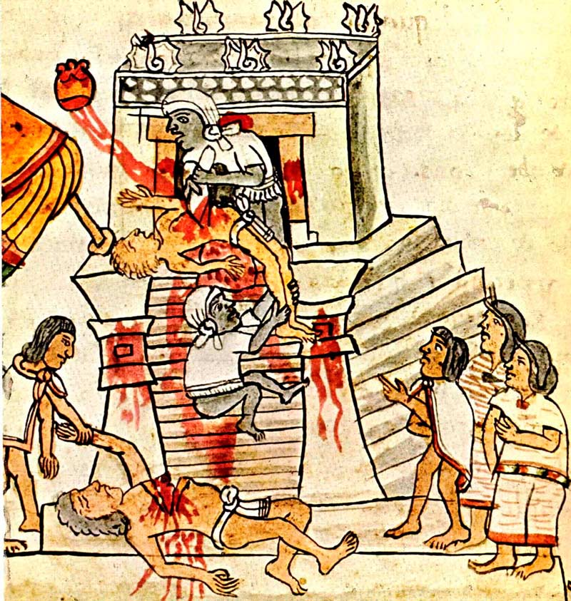 an introduction to the history of the inca and aztec religions and culture Incas, inca religion, peru cultural trips whereas the pre-columbian cultures of mesoamerica developed systems of writing, their andean counterparts did not.