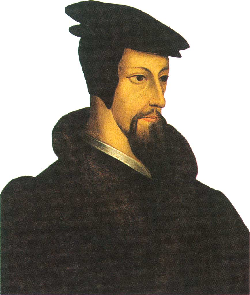 a biography of john calvin a promoter of protestantism and the father of calvinism